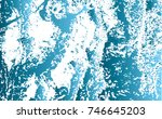 spotty surface. color... | Shutterstock .eps vector #746645203