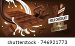 vector realistic illustration... | Shutterstock .eps vector #746921773
