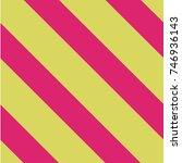 Striped Diagonal Pattern...