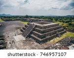 mexico   september 21  view of... | Shutterstock . vector #746957107