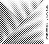 abstract halftone creative... | Shutterstock .eps vector #746975683