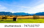 Small photo of landscape murnauer moos - bavaria - germany