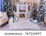 Beautiful Christmas Interior....