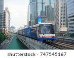 bangkok thailand   september 21 ... | Shutterstock . vector #747545167