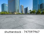 cityscape and skyline of... | Shutterstock . vector #747597967