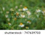 motivational and inspirational...   Shutterstock . vector #747639703
