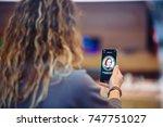 strasbourg  france   nov 3 ... | Shutterstock . vector #747751027
