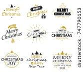 Merry Christmas. Happy New Yea...