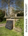Small photo of Vote Remain Sign for June 23rd 2016 European Referendum Brexit Campaign - South Newington, Oxfordshire, UK - 5th May 2016