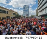 houston  texas   nov 3rd 2017   ... | Shutterstock . vector #747950413