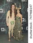 Small photo of New York, NY - October 30, 2017: Will Burton (L) attend Bette Midler 2017 Hulaween Benefit for New York Restoration Project at Cathedral of St. John the Divine