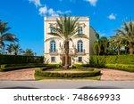naples  florida   november 1 ...   Shutterstock . vector #748669933