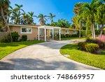 naples  florida   november 1 ... | Shutterstock . vector #748669957