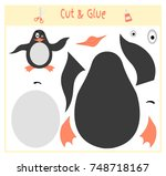 education paper game for the... | Shutterstock .eps vector #748718167