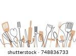 Cooking Seamless Pattern....