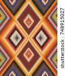 vector seamless pattern ...   Shutterstock .eps vector #748915027