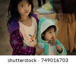 lam dong province  vietnam  ...   Shutterstock . vector #749016703