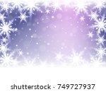 Christmas Snowflakes And...
