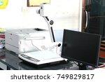 Computer Overhead Printer....