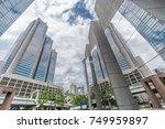 tokyo   august 07  2017  ... | Shutterstock . vector #749959897
