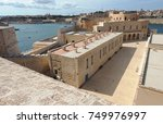 fort saint angelo  malta . view ... | Shutterstock . vector #749976997