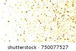 many random falling stars... | Shutterstock .eps vector #750077527