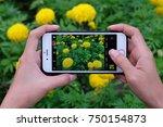bangkok  thailand   october 31  ... | Shutterstock . vector #750154873