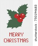 Christmas Ornament  Card With...