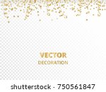holiday background. isolated... | Shutterstock .eps vector #750561847