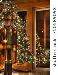 christmas nutcracker | Shutterstock . vector #750589093