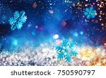Christmas Sparkly Crystal With...