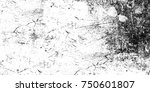 grunge background of black and... | Shutterstock . vector #750601807