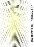 light green  yellow banner set... | Shutterstock . vector #750632647