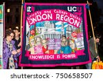 london  uk. 17th october 2017.... | Shutterstock . vector #750658507
