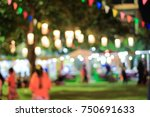 festival event party with... | Shutterstock . vector #750691633