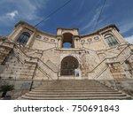 cagliari  italy   circa... | Shutterstock . vector #750691843