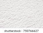 texture white cotton towel or... | Shutterstock . vector #750766627