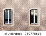 ceramic tiles patterns from... | Shutterstock . vector #750775693