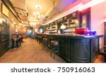 moscow   august 2014  interior... | Shutterstock . vector #750916063