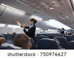 st. petersburg  russian... | Shutterstock . vector #750976627