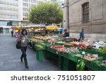 geneva  switzerland   october... | Shutterstock . vector #751051807