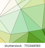 multicolor texture made using... | Shutterstock . vector #751068583