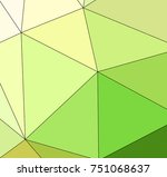multicolor texture made using... | Shutterstock . vector #751068637
