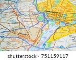 vinnitsa  ukraine   january 18  ... | Shutterstock . vector #751159117