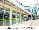 samut prakan  thailand ... | Shutterstock . vector #751291447