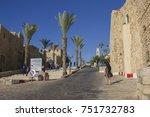 jaffa  israel  october 16  2017 ... | Shutterstock . vector #751732783