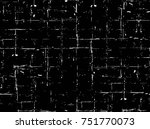 black white seamless grunge... | Shutterstock .eps vector #751770073