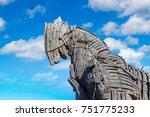 canakkale  turkey   july 21 ...   Shutterstock . vector #751775233