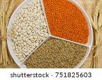 pulses | Shutterstock . vector #751825603