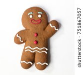 Gingerbread Classic Cookie Her...